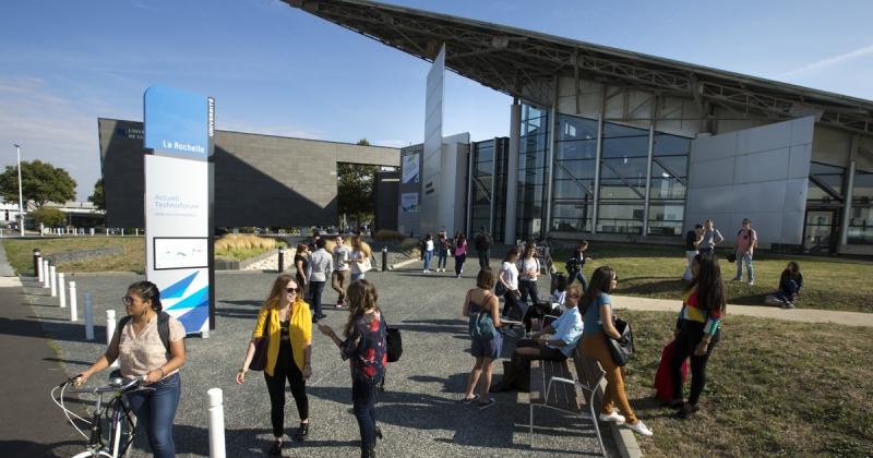 L'Histoire de l'Université de La Rochelle