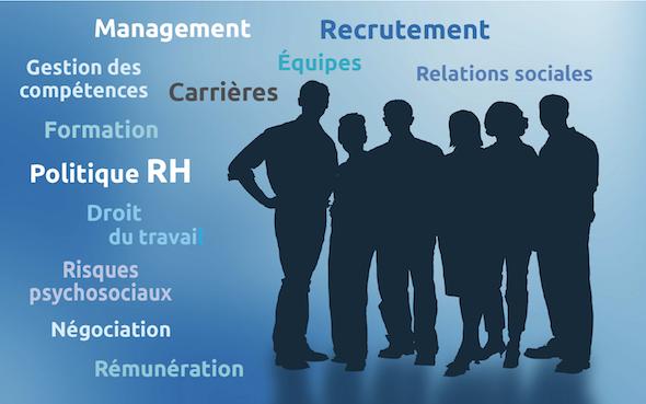 Réunion d'information Diplôme d'Université Management et Ressources humaines