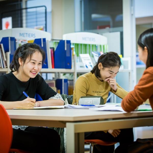 Étudier dans le cadre d'un échange