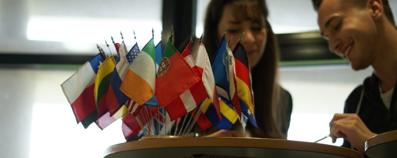 départ international universite