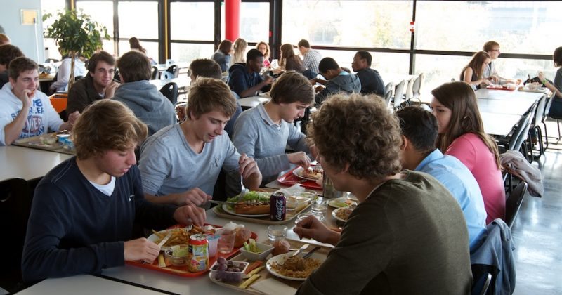 Restaurants universitaires