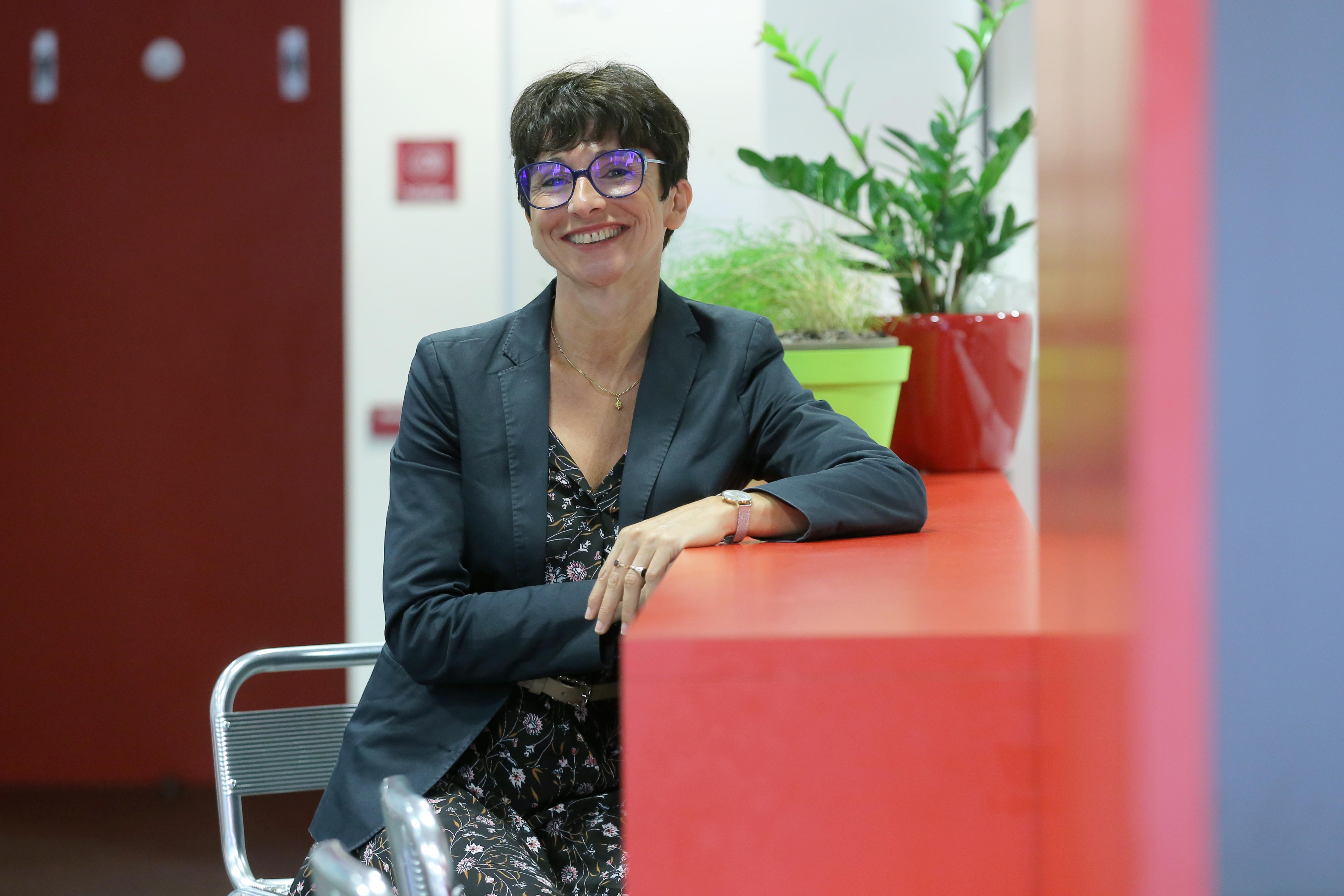 Catherine Benguigui-vice présidente