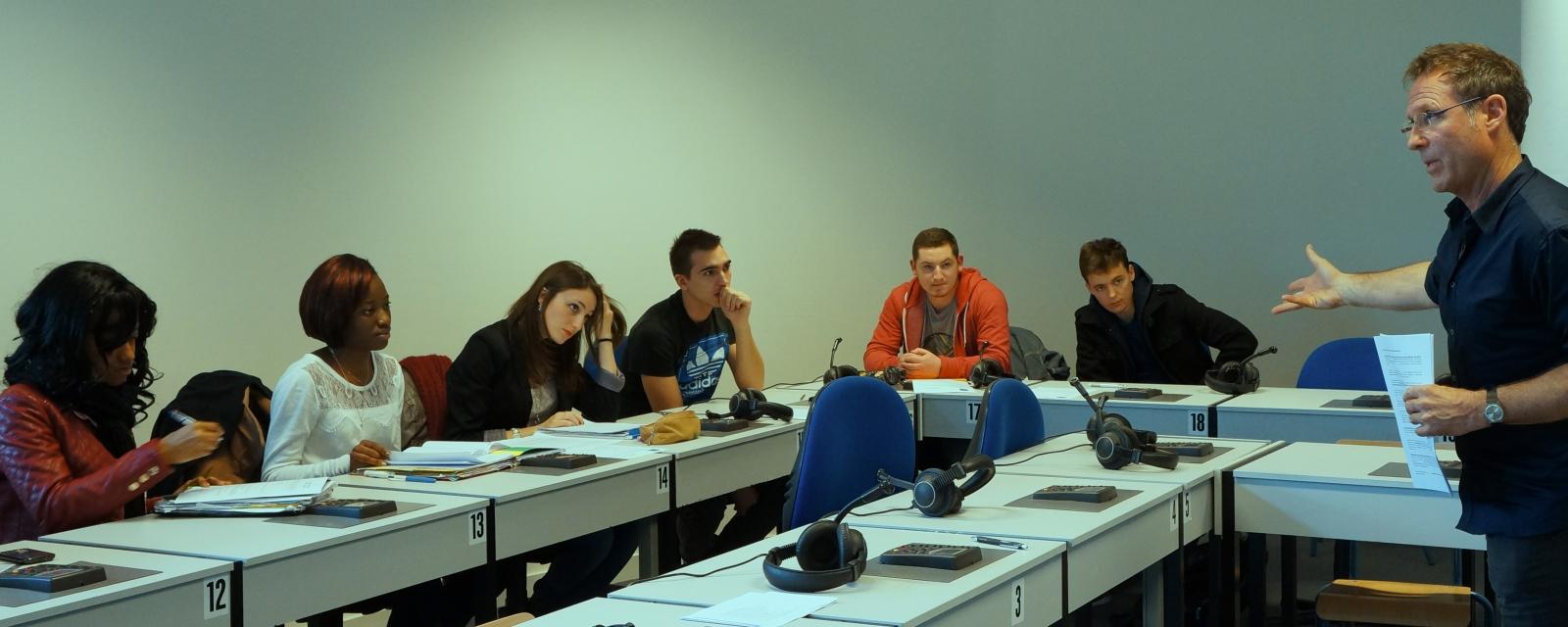Candidater en 1re année de master   La Rochelle Université