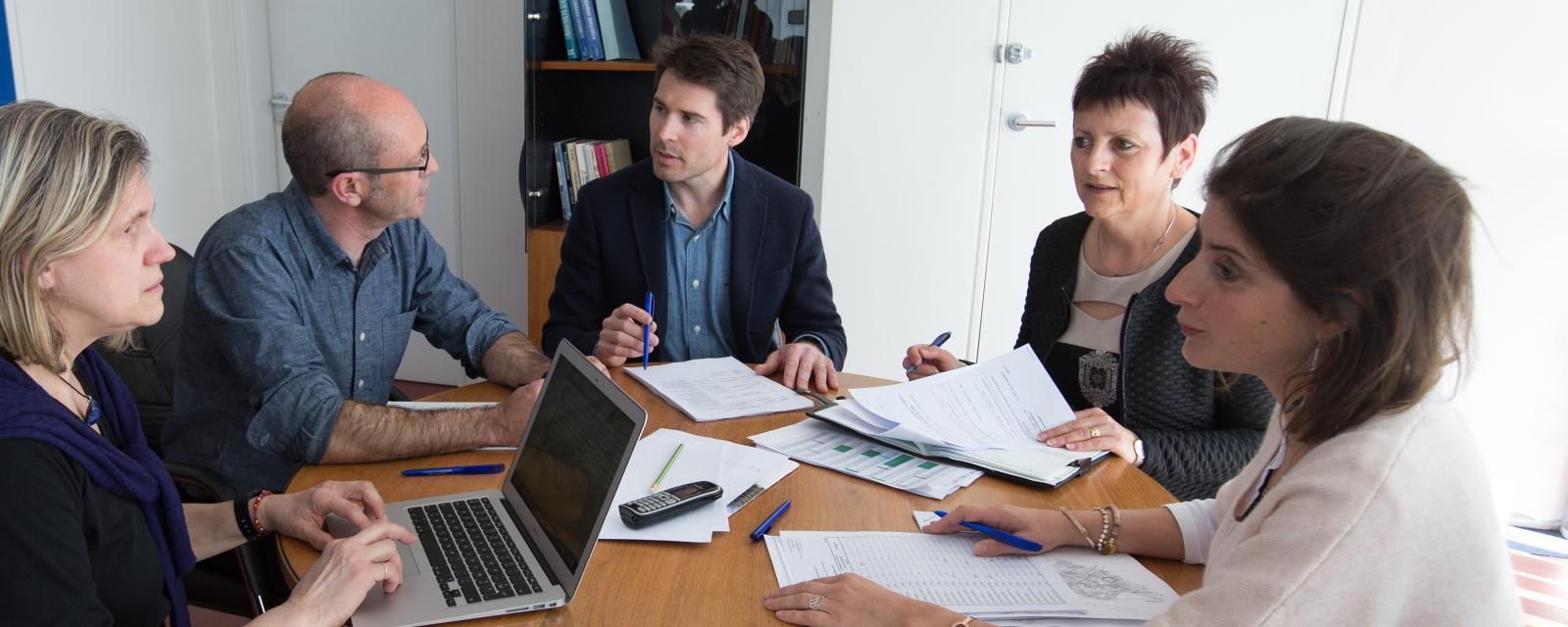 Directions et services administratifs de l'Université