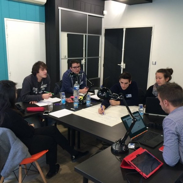 Hackathon Doctorants-Entreprises, le challenge de l'innovation