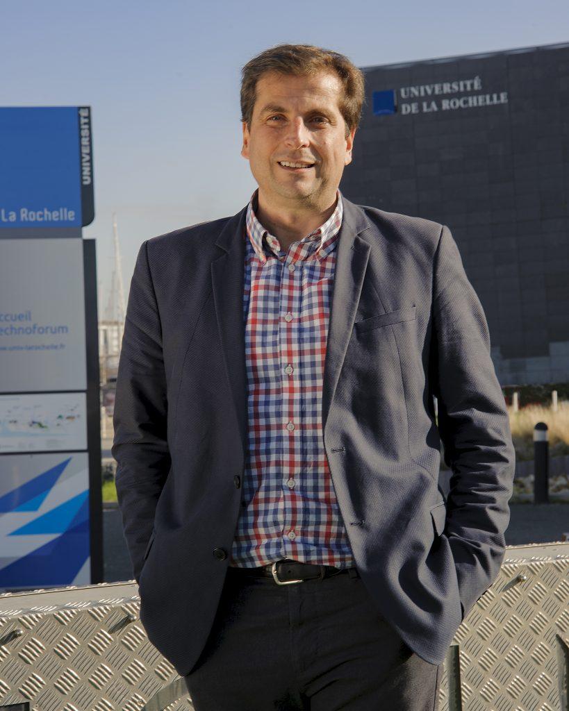 Xavier Feaugas VP Recherche La Rochelle