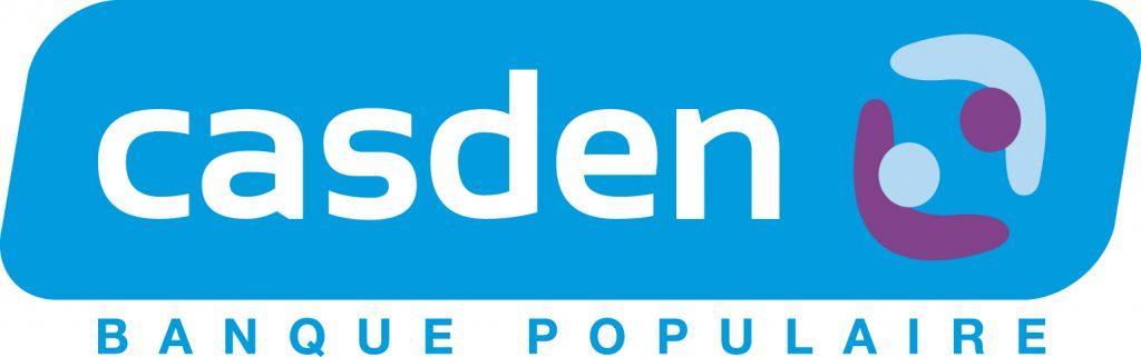 Logo Casden banque populaire