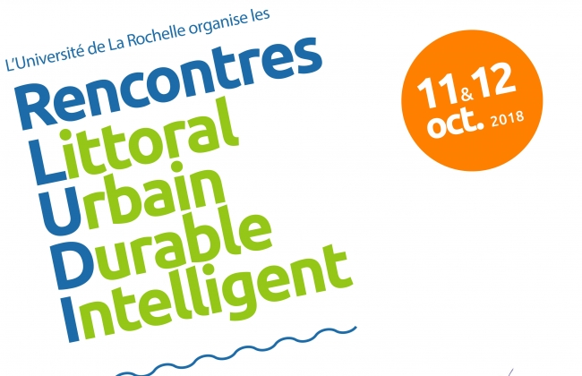1res Rencontres du Littoral Urbain Durable Intelligent