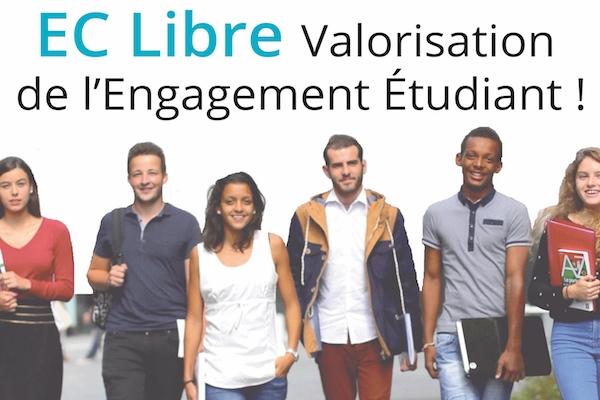 EC libre Valorisation de l'Engagement étudiant