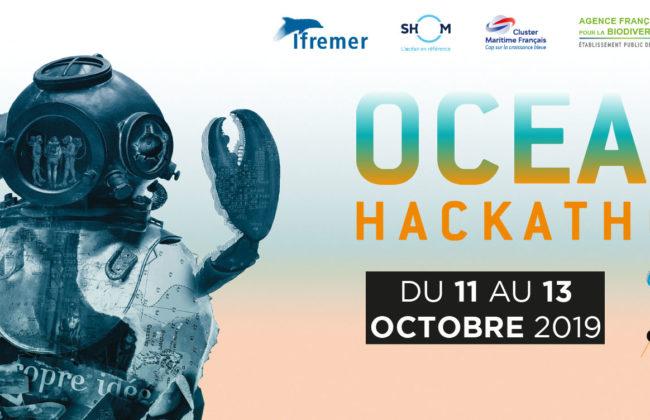 CampusInnov est partenaire du premier Ocean Hackathon, du 11 au 13 octobre à La Rochelle