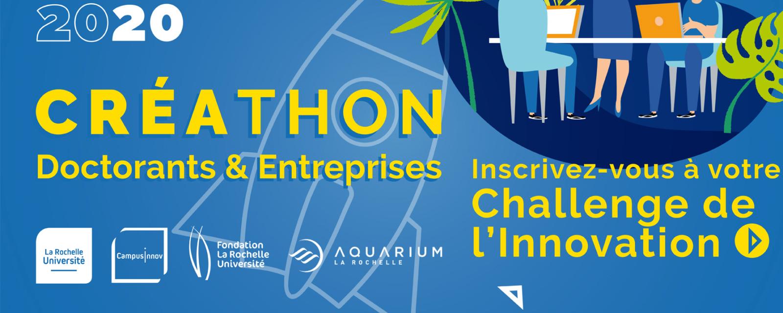 CampusInnov et la Fondation organisent un Créathon le 24 janvier 2020 2