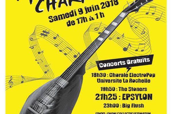 Concert : La Chorale Electro Pop au Festival Moul'Stock