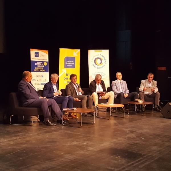 Conférence de presse d'ouverture des 2e Rencontres Littoral Urbain Durable Intelligent