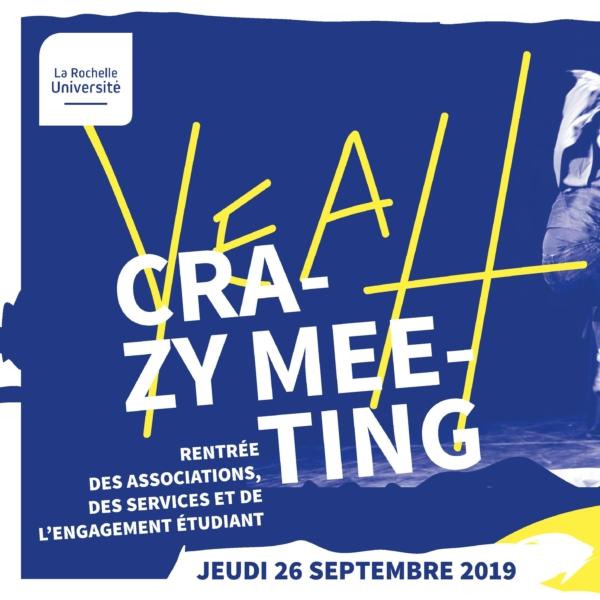 Crazy meeting, la rentrée des associations et des services 1