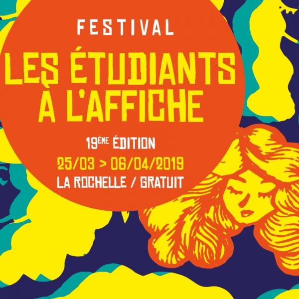 Festival Les étudiants à l'affiche 2019