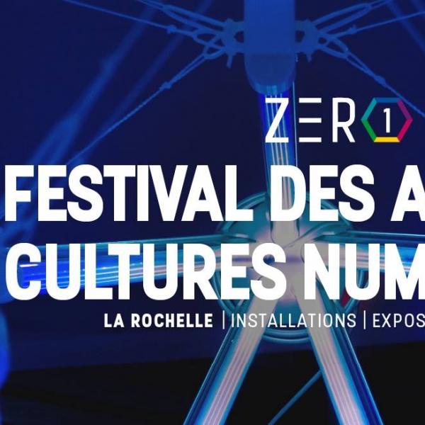 Festival ZERO1, un festival créé par des étudiants de La Rochelle Université