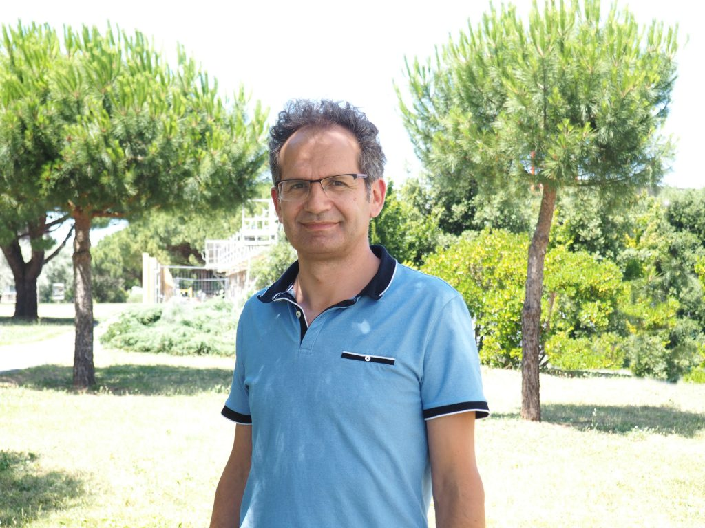 Didier Vye, référent filière Environnement, Gestion du littoral