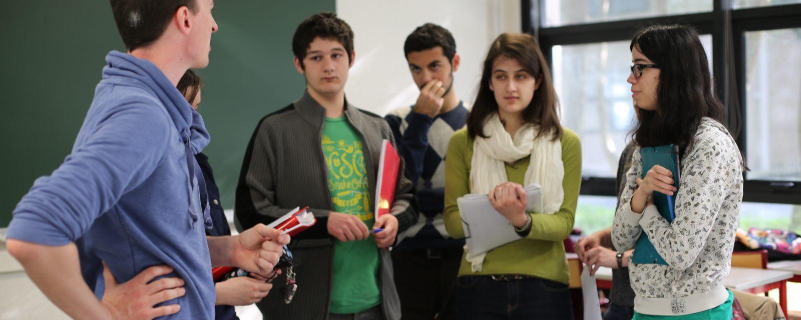 Recrutement d'un·e enseignant·e contractuel·lle en Espagnol