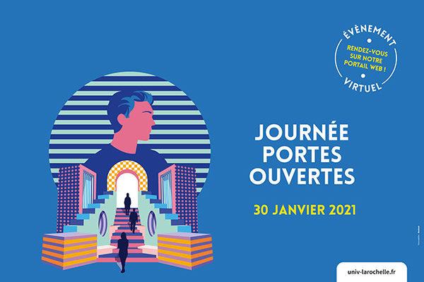 Journée Portes Ouvertes 2021 - En ligne !