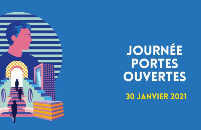 Journée Portes Ouvertes 2021 virtuelles 1
