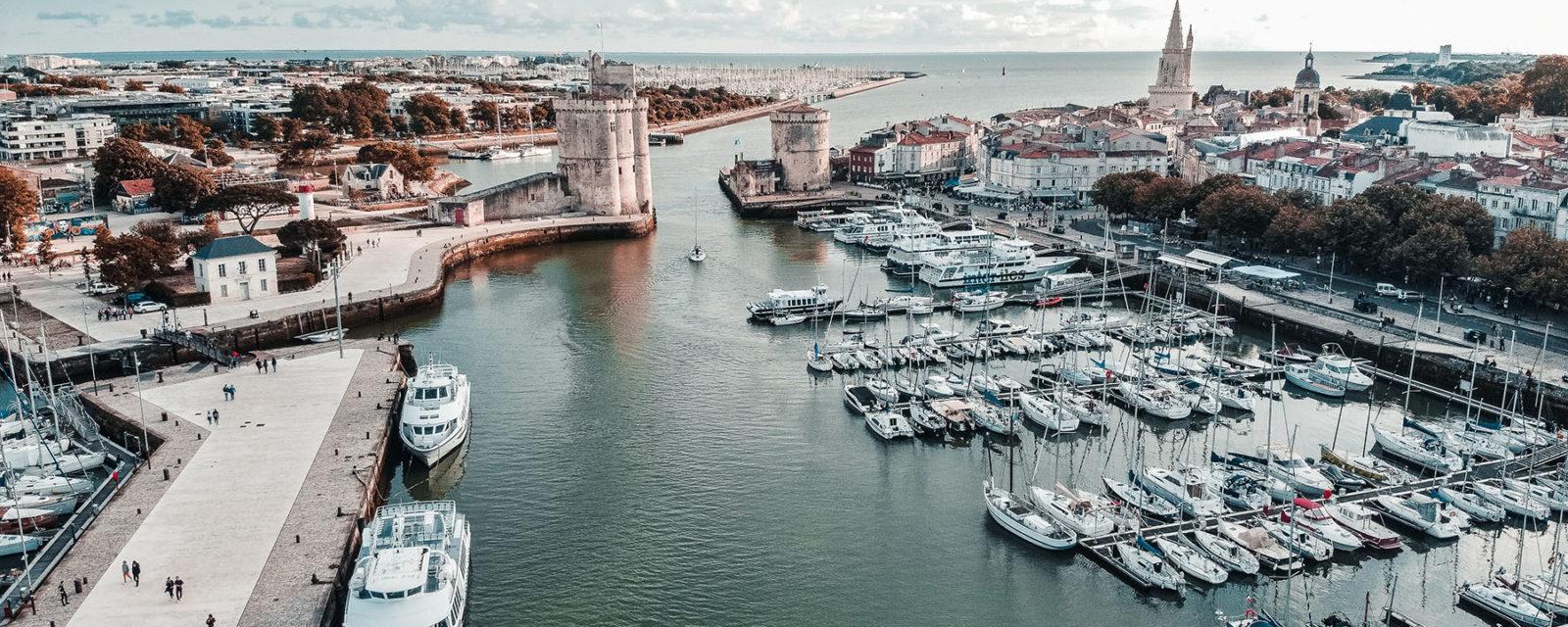 La conférence SAGEO (Spatial Analysis and GEOmatics) à La Rochelle en 2021
