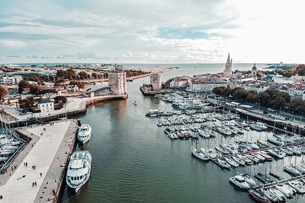 La conférence SAGEO (Spatial Analysis and GEOmatics) à La Rochelle en 2021 1
