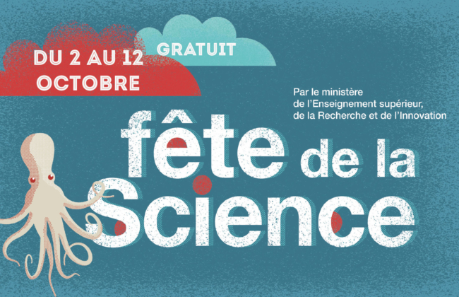 La Fête de la science 2020 1