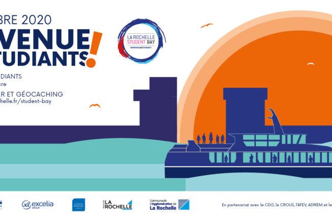 La Rochelle Student Bay Édition 2020