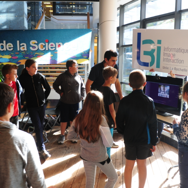 La Rochelle Université coordonne la Fête de la Science