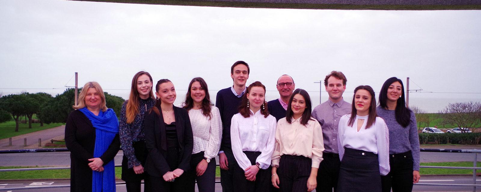 La Rochelle Université participe à la Moot Court organisée pour le Congrès mondial du droit de l'environnement de l'UICN