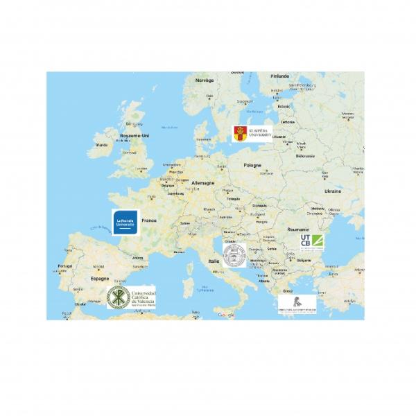 La Rochelle Université répond à l'appel à projets Universités Européennes