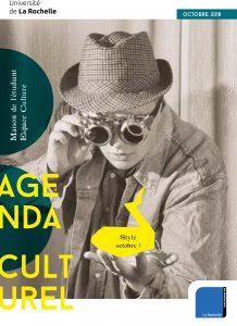 L'agenda culturel 1