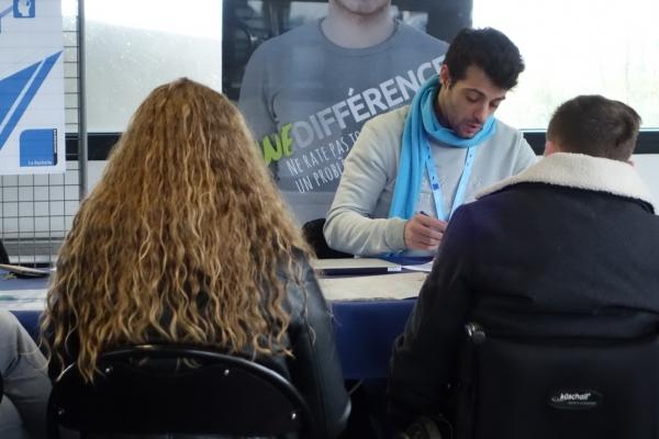 Le Service des Études et de la Vie Étudiante recrute au sein de La Rochelle Université 2