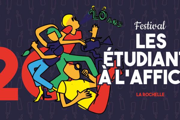 LES ÉTUDIANTS À L'AFFICHE 2020