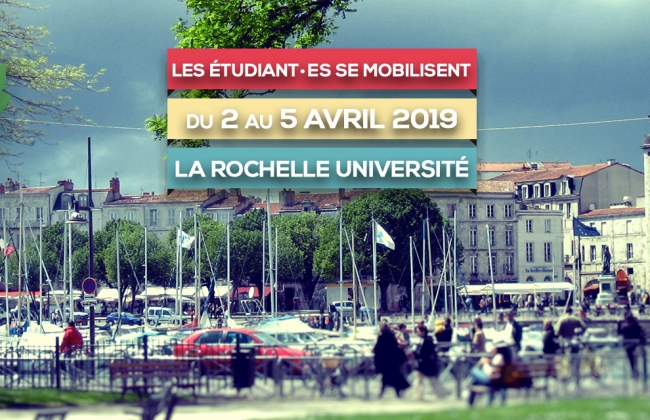 SEDD 2019 La Rochelle Université