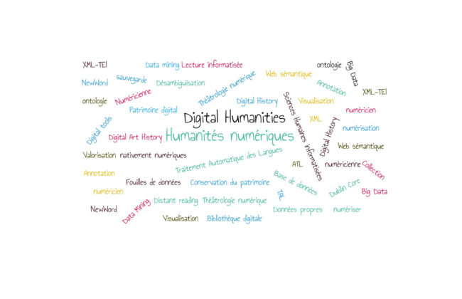 Les Humanités numériques : une transdiscipline historique à La Rochelle Université 3