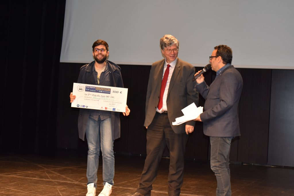 MT180 : sélections locales 2018 à l'Université de La Rochelle 2