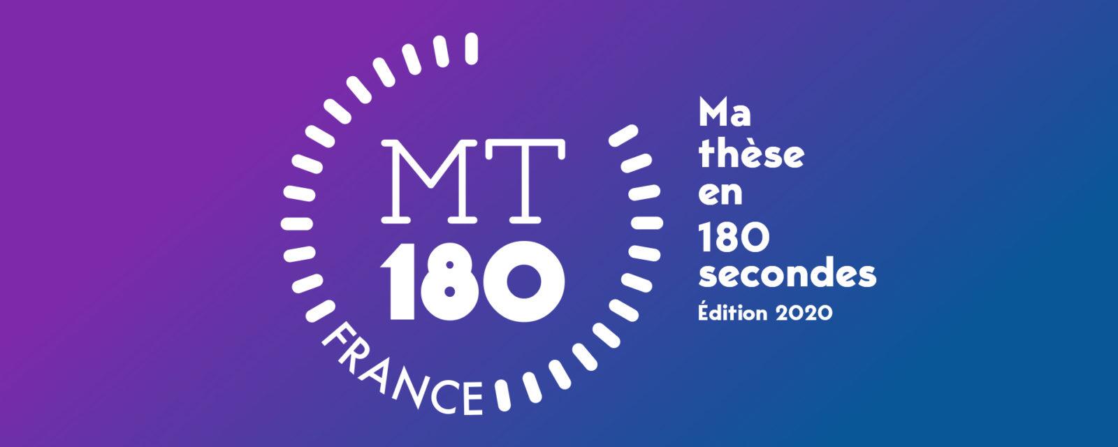 MT180 : SÉLECTIONS LOCALES 2020 À LA ROCHELLE UNIVERSITÉ