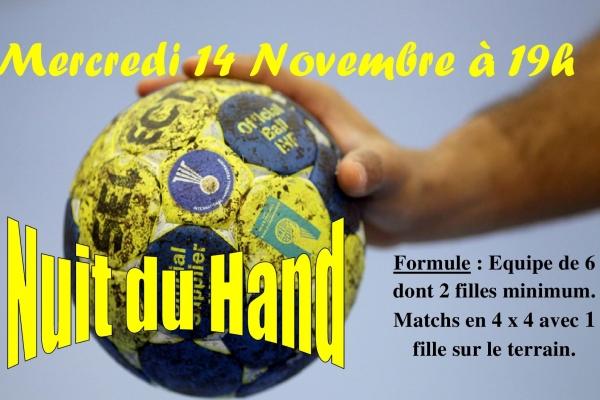 Nuit du Handball