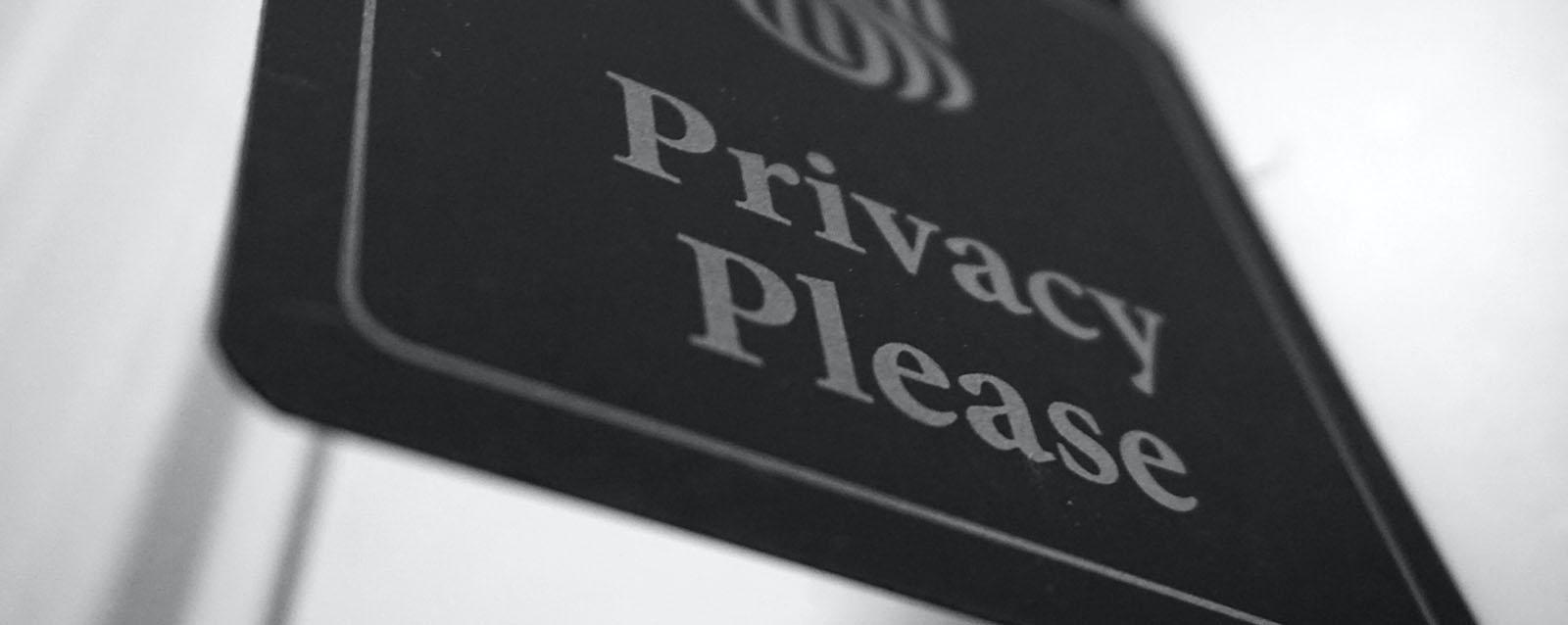 Politique de confidentialité du site web