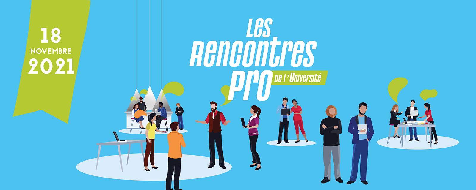 Rencontres Pro 2021