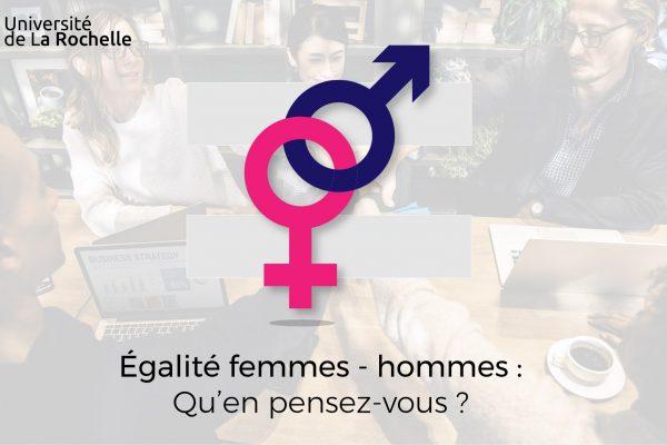 """Réunion d'échange """" Égalité Femme - Homme """""""