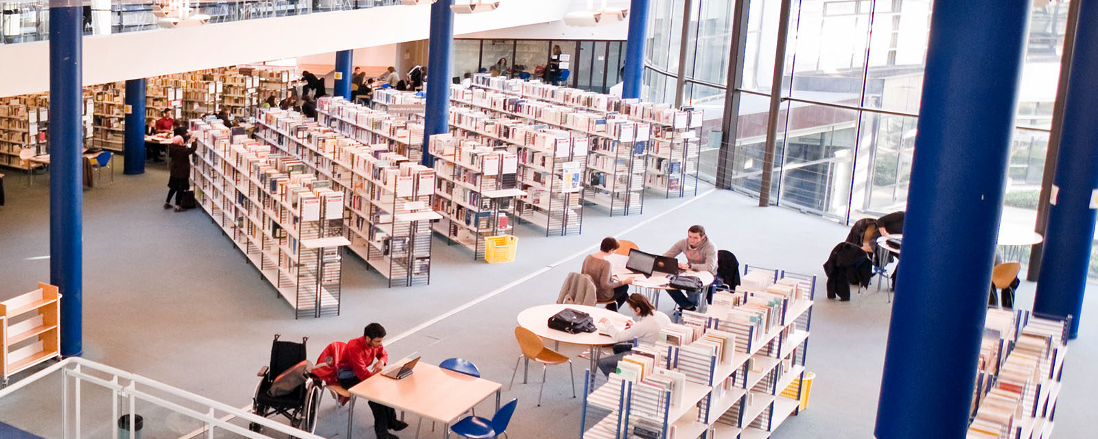 Un nouveau service « Appui à la Recherche » à la Bibliothèque Universitaire