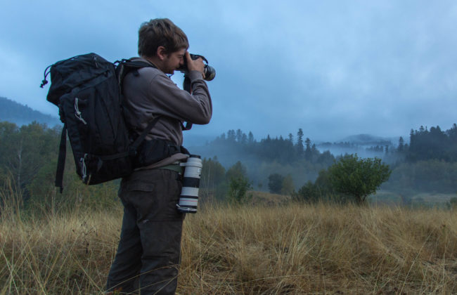 Une formation diplômante en photographie de nature !