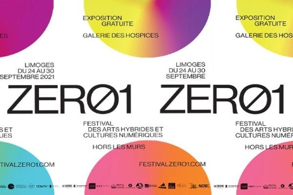 ZERO1, Festival des arts hybrides et cultures numériques hors les murs