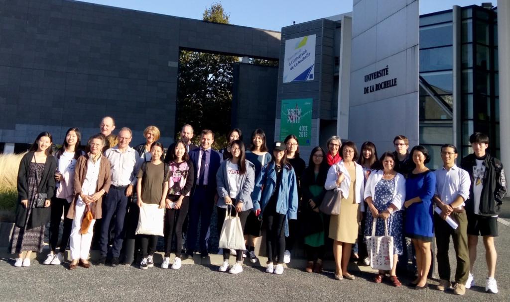 Félicitations aux premier·ères diplômé·es de La Rochelle Université et Beijing Language and Culture University (BLCU)