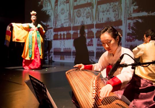 Festival Ici en Corée 1