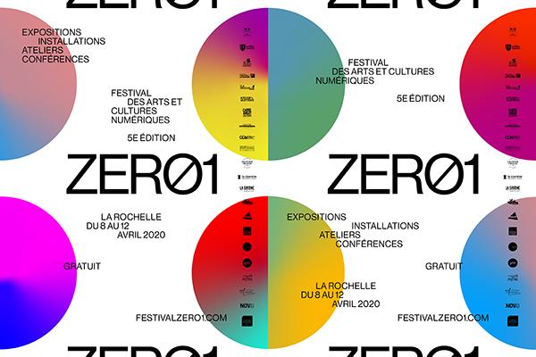 Festival Zéro1 - Édition 2020