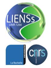 Logo LIENSs CNRS Université