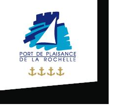 Logo Port de Plaisance la Rochelle